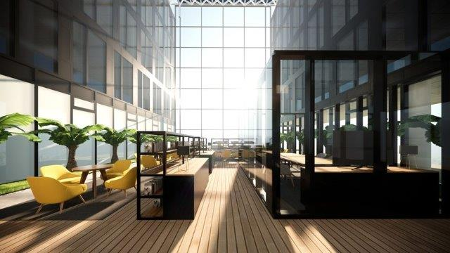 Revetas Capital въвежда иновативна концепция за гъвкаво работно пространство - Re:Share